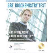 GRE Biochemistry, Cell and Molecular Biology Test by Smith, Thomas E., 9780738608341