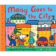 Maisy Goes to the City by COUSINS, LUCYCOUSINS, LUCY, 9780763668341