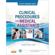 Clinical Procedures for Medical Assistants by Bonewit-West, Kathy, 9781455748341