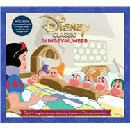 Disney Classic Paint-by-Number by Ward, Jessica, 9781626868342