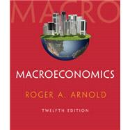 Macroeconomics (with Digital Assets, 2 terms (12 months) Printed Access Card) by Arnold, Roger A., 9781285738345