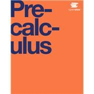 PreCalculus by Jay Abramson, 9781938168345