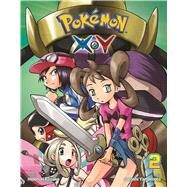 Pokémon X•Y, Vol. 2 by Kusaka, Hidenori; Yamamoto, Satoshi, 9781421578347
