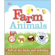Farm Animals by Dorling Kindersley, Inc., 9781465448347
