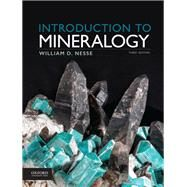 Introduction to Mineralogy by Nesse, William D., 9780190618353