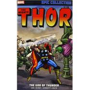 Thor Epic Collection by Lee, Stan; Kirby, Jack; Sinnott, Joe; Heck, Don, 9780785188353