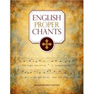 English Proper Chants by Ainslie, John (COP), 9780814648353