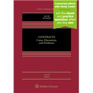 Contracts Cases, Discussion and Problems by Blum, Brian A.; Bushaw, Amy C., 9781454868354