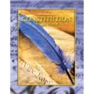 Constitution Study Guide by Compston, Christine, 9780130438355
