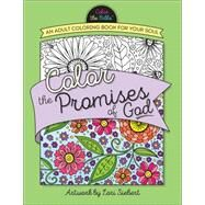 Color the Promises of God by Siebert, Lori, 9780736968355