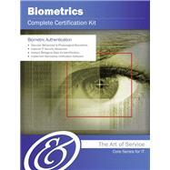 Biometrics Complete Certification Kit - Core Series for It by Menken, Ivanka, 9781488508356