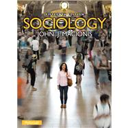 Sociology Plus NEW MySocLab with Pearson Etext -- Access Card Package, 15/e by MACIONIS, 9780205988358