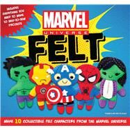 Marvel Universe Felt by Ray, Aimee, 9781626868359
