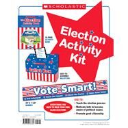 Election Activity Kit, Revised Edition by Scholastic; Scholastic, 9781338038361