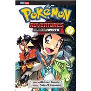 Pokémon Adventures: Black and White, Vol. 7 by Kusaka, Hidenori; Yamamoto, Satoshi, 9781421578361