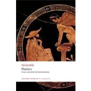 Poetics by Aristotle; Kenny, Anthony, 9780199608362