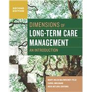 Dimensions of Long-term Care Management by McSweeney-Feld, Mary Helen; Molinari, Carol; Oetjen, Reid, 9781567938364