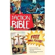 The Action Bible New Testament Bonus Poster Pack by Cariello, Sergio, 9781434708366