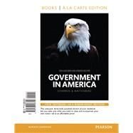 Government in America, 2014 Election Edition, Books a la Carte Edition Plus REVEL -- Access Card Package by Edwards, George C., III; Wattenberg, Martin P.; Lineberry, Robert L., 9780134138367