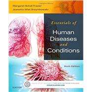 Essentials of Human Diseases and Conditions by Frazier, Margaret Schell, R. N., 9780323228367