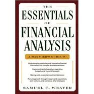 The Essentials of Financial Analysis by Weaver, Samuel, 9780071768368