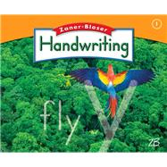 Handwriting Grade 1 by Zaner-Bloser, 9780736768368