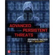 Advanced Persistent Threat Hacking The Art and Science of Hacking Any Organization by Wrightson, Tyler, 9780071828369