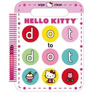 Hello Kitty: Wipe Clean Dot to Dot by Priddy, Roger, 9780312518370