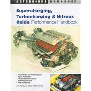 Supercharging, Turbocharging and Nitrous Oxide Performance by Davis, Earl, 9780760308370