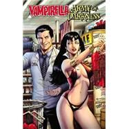 Vampirella / Army of Darkness 1 by Rahner, Mark; Morales, Jethro (CON), 9781606908372