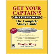 Get Your Captain's License, 5th by Wing, Charlie, 9780071848374