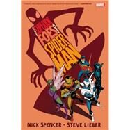 The Superior Foes of Spider-man Omnibus by Spencer, Nick; Asmus, James; Peyer, Tom; Kalan, Elliot, 9780785198376