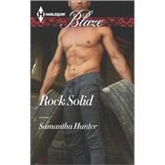Rock Solid by Hunter, Samantha, 9780373798377