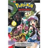 Pokémon Adventures: Black and White, Vol. 8 by Kusaka, Hidenori; Yamamoto, Satoshi, 9781421578378