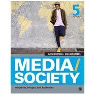 Media/Society by Croteau, David; Hoynes, William, 9781452268378
