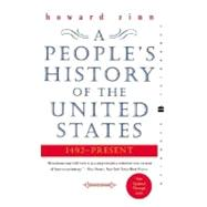 A People's History of the United States: 1492-Present by Zinn, Howard, 9780060528379