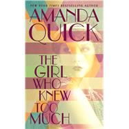 The Girl Who Knew Too Much 9781410498380R