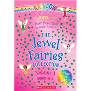 The Jewel Fairies Collection, Volume 1 (Books #1-4) A Rainbow Magic Book by Scholastic; Meadows, Daisy; Scholastic, 9780545088381