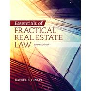 Essentials of Practical Real Estate Law by Hinkel, Daniel F., 9781285448381