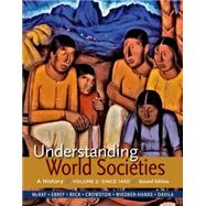 Understanding World Societies, Volume 2 Since 1450 by McKay, John P.; Buckley Ebrey, Patricia; Beck, Roger B.; Crowston, Clare Haru; Wiesner-Hanks, Merry E.; Davila, Jerry, 9781319008383