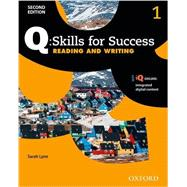 Q: Skills for Success 2E Reading and Writing Level 1 by Lynn, Sarah, 9780194818384