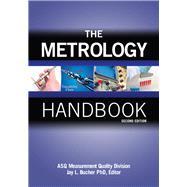 The Metrology Handbook by Bucher, Jay L., Ph.D., 9780873898386