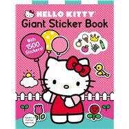 Hello Kitty: Giant Sticker Book by Priddy, Roger, 9780312518387