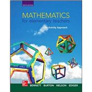 MATHEMATICS F/ELEM.TEACH.:ACTIV.APPR. by Unknown, 9781259298387