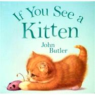 If You See a Kitten by Butler, John, 9781561458387