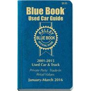 Kelley Blue Book Used Car Guide by Kelley Blue Book, 9781936078387