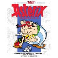 Asterix Omnibus 8 by Goscinny, Rene, 9781444008388