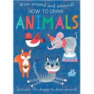 How to Draw Animals by Poitier, Anton; Chang, Hui Yuan, 9780764168390