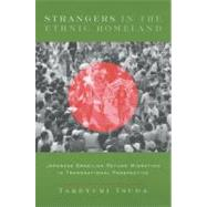 Strangers in the Ethnic Homeland by Tsuda, Takeyuki, 9780231128391