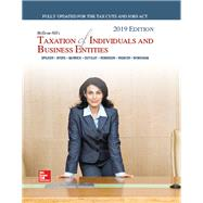 MCGRAW-HILL'S TAXATION OF INDIVIDUALS & BUSINESS ENTITIES 2019 by Unknown, 9781259918391